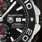 TAG Heuer Aquaracer Americas Cup Limited Edition Chronograph Watch Defender