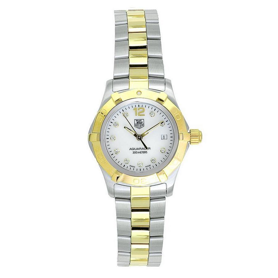 Tag heuer women s aquaracer 300m watch watch review for Tag heuer women