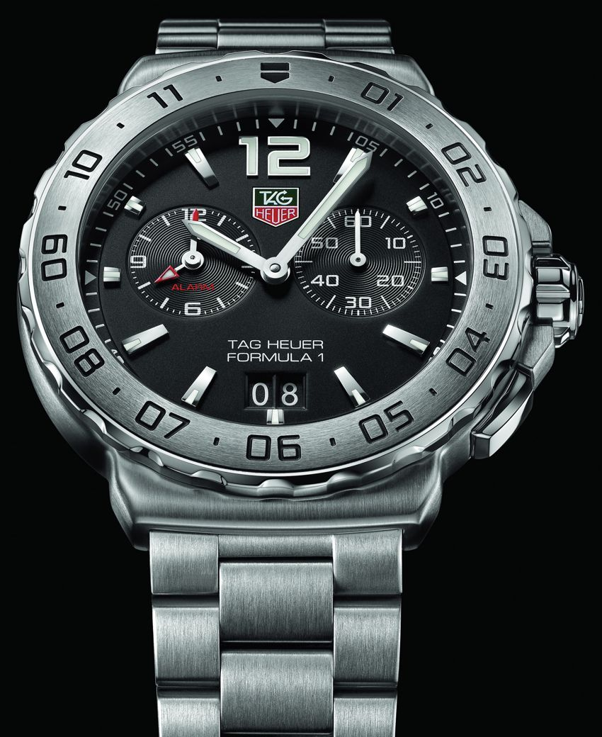 Tag Heuer Formula 1 Alarm Watch WAU111B