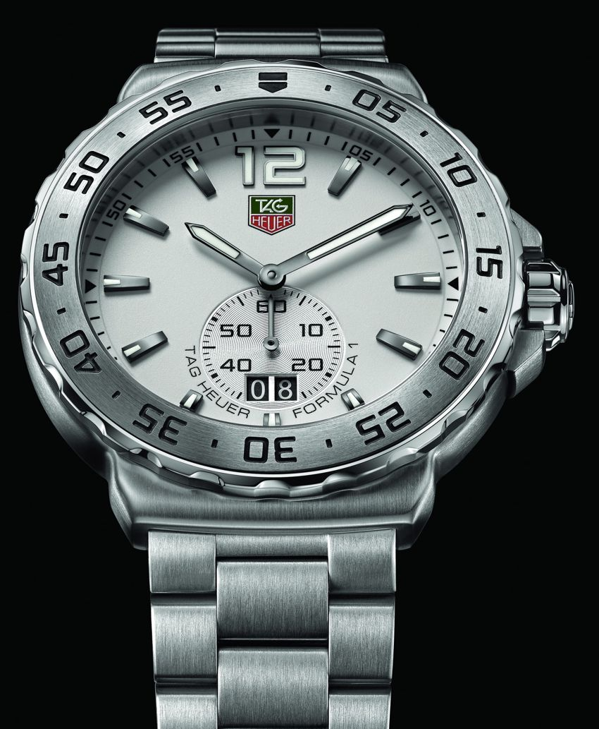 Tag Heuer Formula 1 Grand Date Watch WAU1113