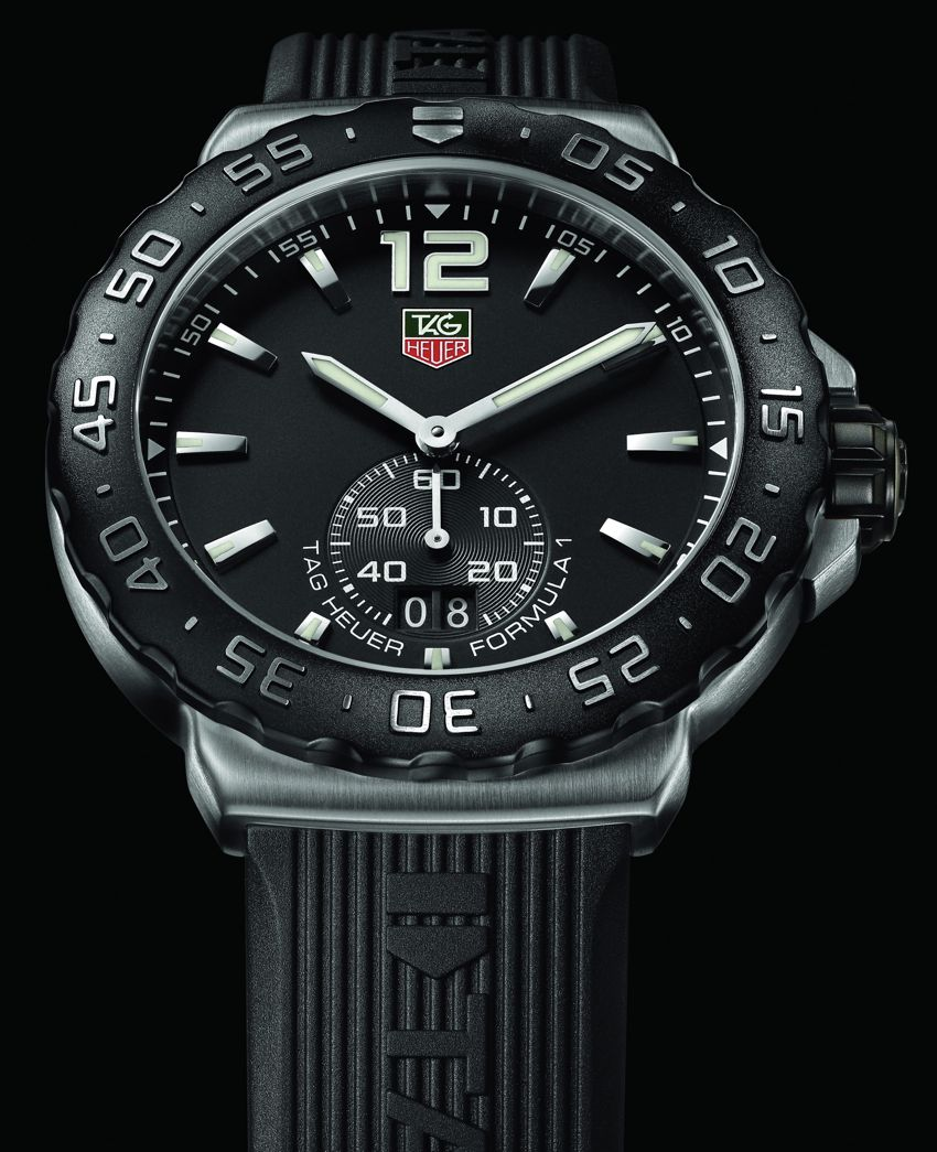 Tag Heuer Formula1 Grand Date Watch WAU1110