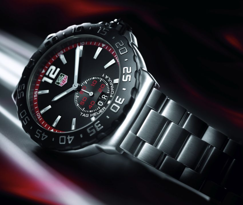 Tag Heuer Formula 1 Grand Date Watch WAU1114