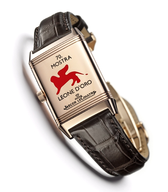 70th Venice Film Festival Jaeger-LeCoultre Reverso Watch