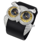 Chopard Animal World Collection at Harrods Black Strap Watch