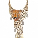 Chopard Animal World Collection at Harrods Tiger Necklace