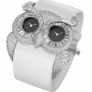 Chopard Animal World Collection at Harrods White Strap Watch