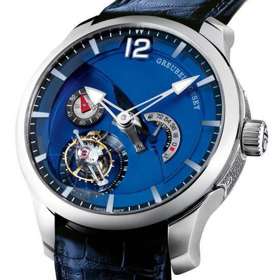 Greubel Forsey Tourbillon 24 Secondes Contemporain Watch