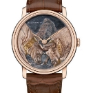 Blancpain Villeret Tribute to Switzerland Watch Front