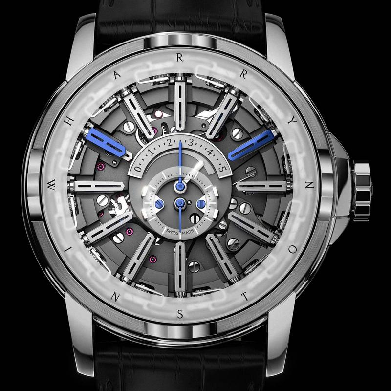 Harry Winston Opus 12 Watch
