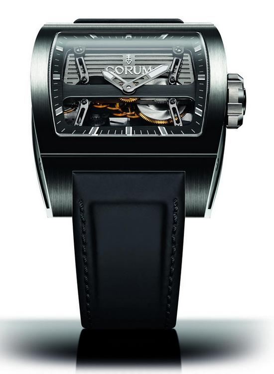 Corum Ti-Bridge Dual Winder Watch