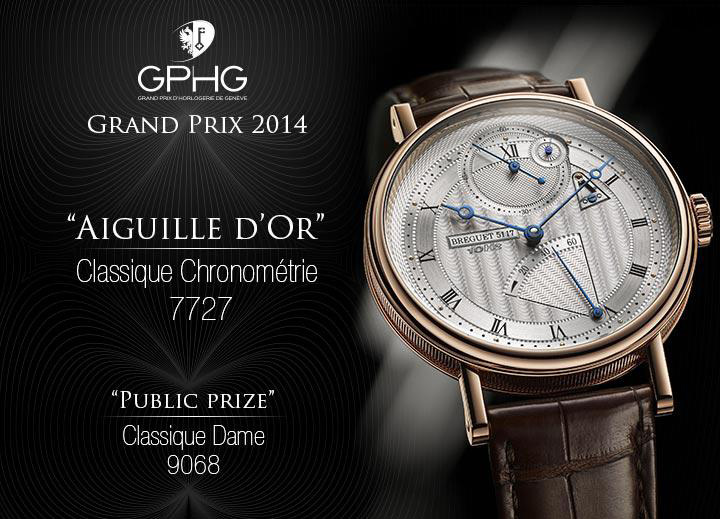 Breguet Classique Chronometrie 7727 Watch