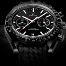 Omega Speedmaster The Dark Side Of The Moon Watch