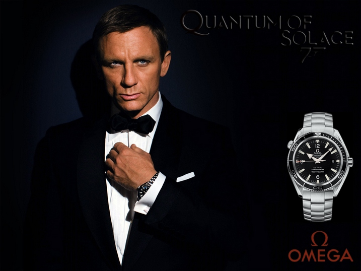 Omega Bond Seamaster Planet Ocean 600m Watch