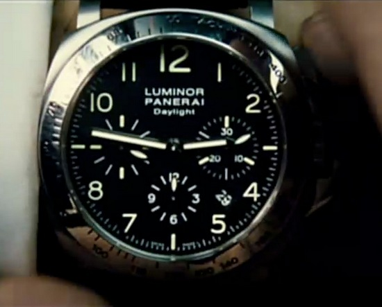 Panerai Luminor Chrono Daylight Watch - Transporter 2