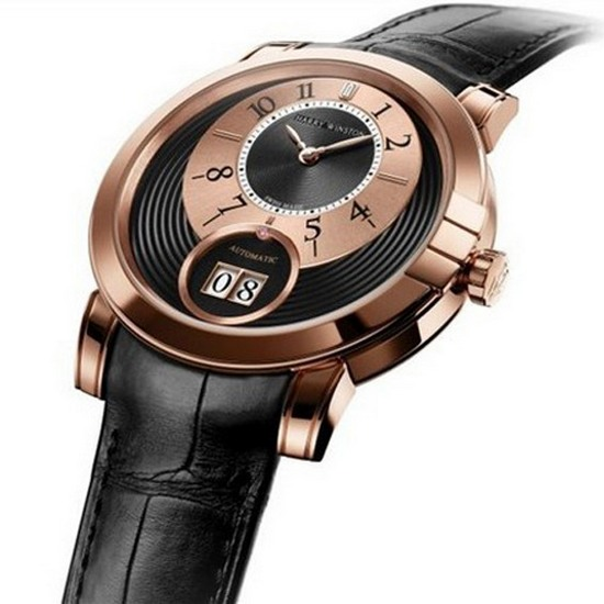 Harry Winston Midnight Big Date 2013 Only Watch