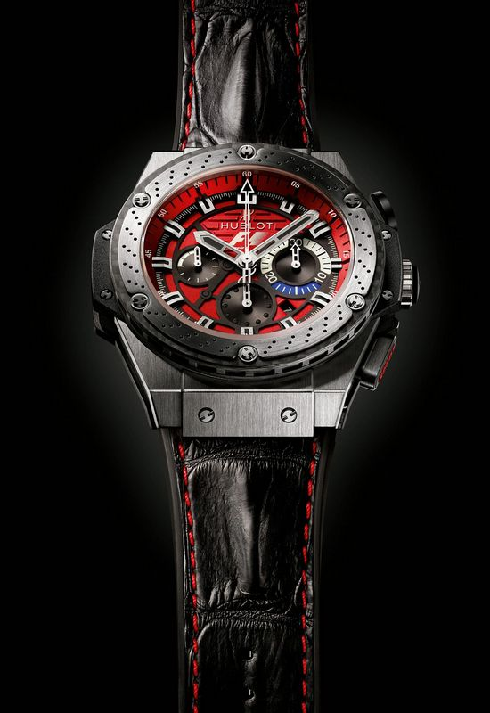 Hublot F1 King Power Austin Watch