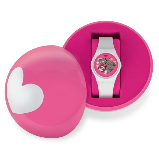 Swatch Saint Valentine 2013 A La Folie Watch Box