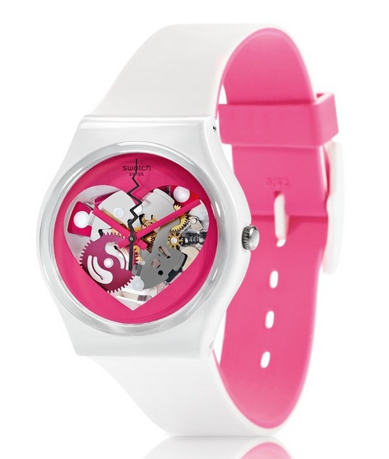 Swatch Saint Valentine 2013 A La Folie Watch
