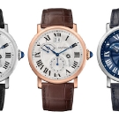 Rotonde De Cartier Second Time Zone Day/Night Watches