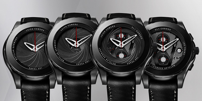 Valbray EL1 Leica Chronograph Watches