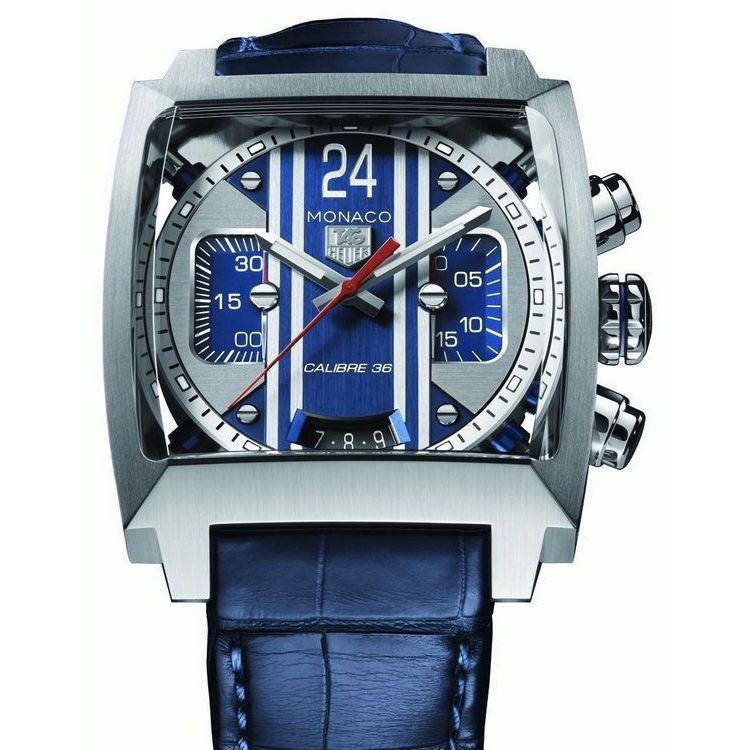 TAG Heuer Monaco Twenty-Four Calibre 36 Watch