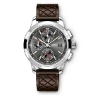 "IWC Ingenieur Chronograph Edition ""Rudolf Caracciola"" Watch Front"