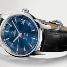 Omega De Ville Hour Vision Blue Watch