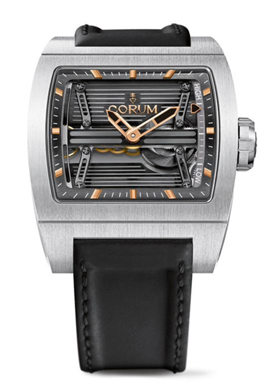 Corum Ti-Bridge 3 Days Power Reserve Watch