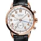 Tiffany & Co. Tiffany CT60 Dual Time Watch Rose Gold