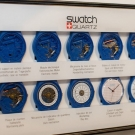 Swatch Blum Collection TimeCrafters
