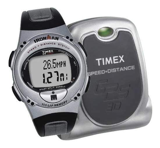 Timex Ironman GPS Speed Distance 5E701 Watch