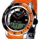 Tissot Sea Touch Orange