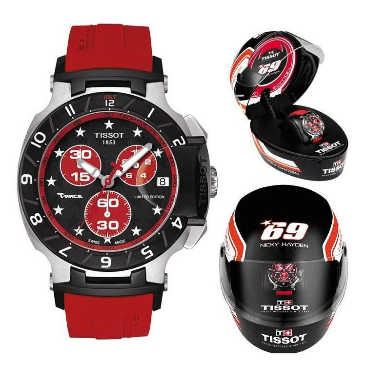 Tissot 2011 MotoGP Nicky Hayden Limited Edition Watch