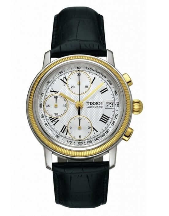 Tissot Bridgeport Chronograph Watch T71.0.427.33