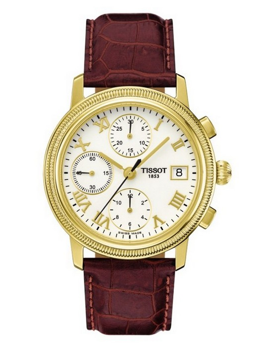 Tissot Bridgeport Chronograph Watch T71.3.465.13