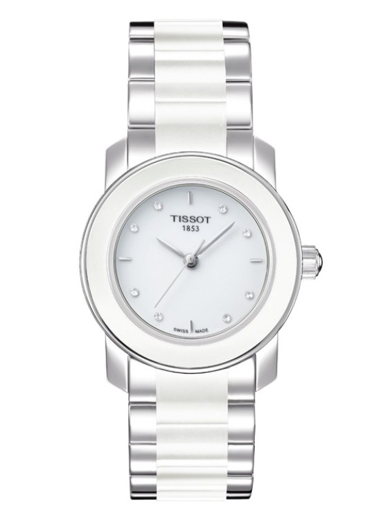 Tissot Cera Ladies' Watch T064.210.22.016.00