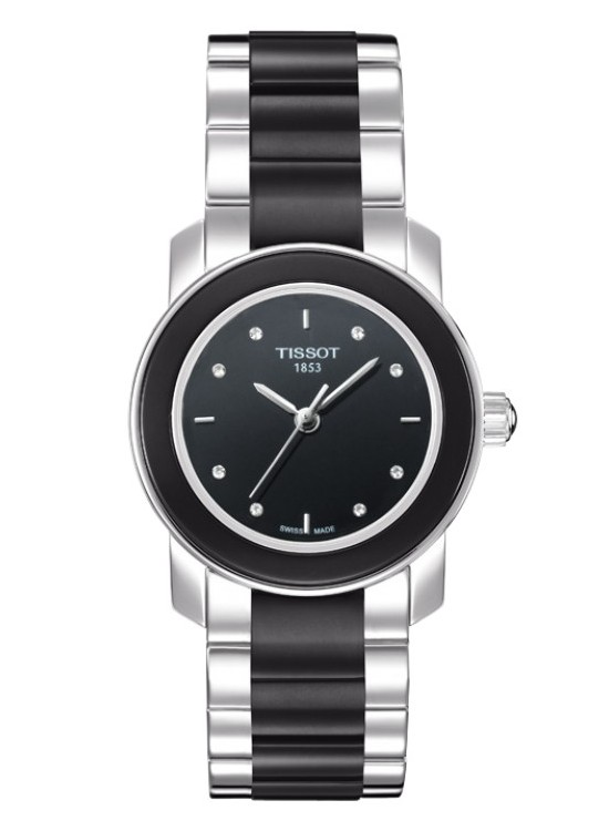 Tissot Cera Ladies' Watch T064.210.22.056.00