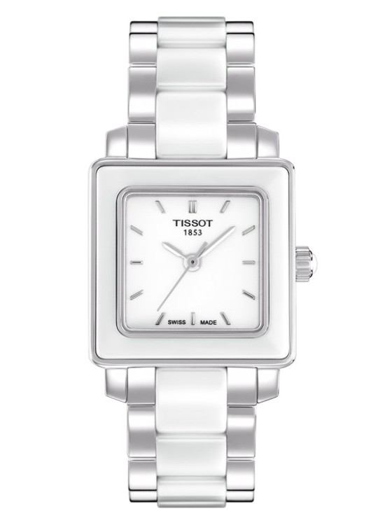 Tissot Cera Ladies' Watch T064.310.22.011.00