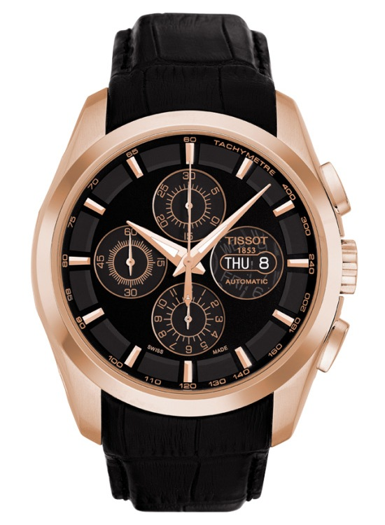Tissot Couturier Chronograph Watch T035.614.36.051.00