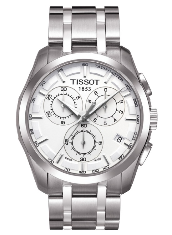 Tissot Couturier Chronograph Watch T035.617.11.031.00