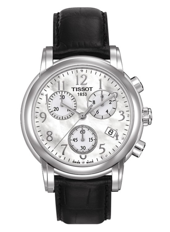 Tissot Dressport Watch T050.217.16.112.00
