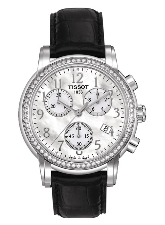 Tissot Dressport Watch T050.217.16.112.01