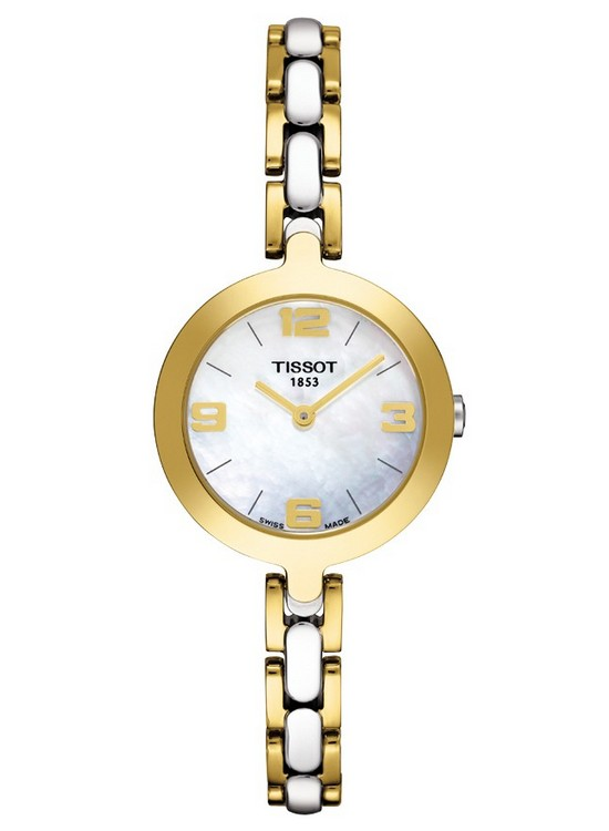Tissot T-Trend Flamingo Ladies' Watch T003.209.22.117.00