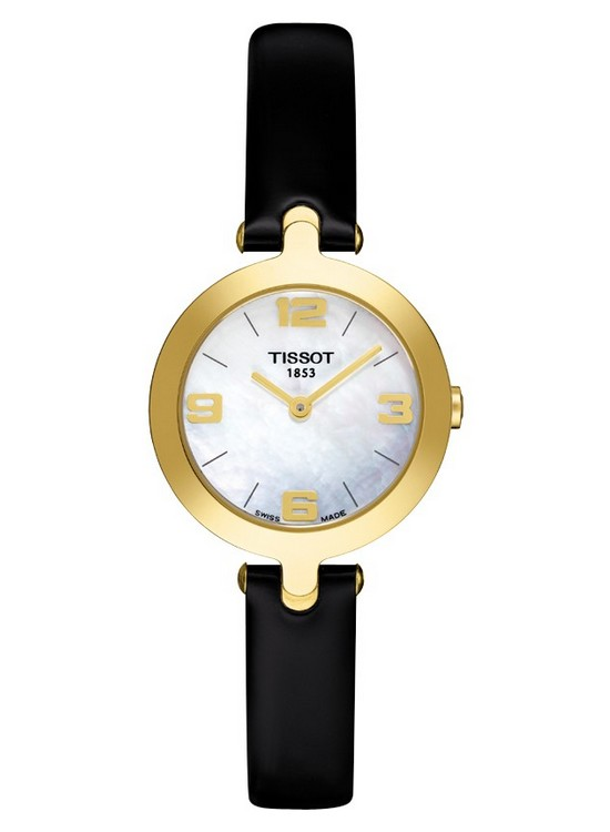 Tissot T-Trend Flamingo Ladies' Watch T003.209.36.117.00