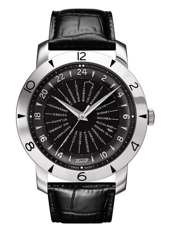 Tissot Heritage Navigator Automatic Watch T078.641.16.057.00