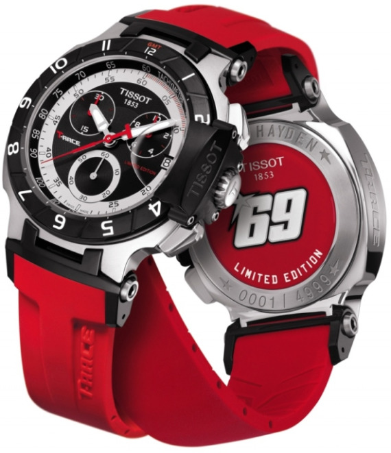 Tissot 2010 T-Race Nicky Hayden Limited Edition Watch