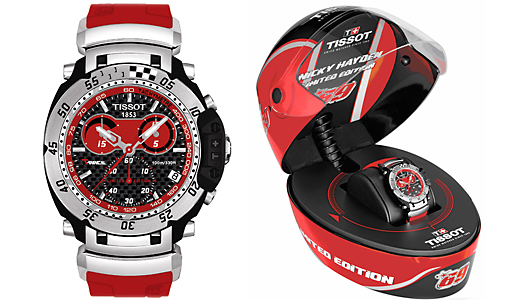 f285188915f Tissot T-Race Nicky Hayden 2010 Limited Edition Watch