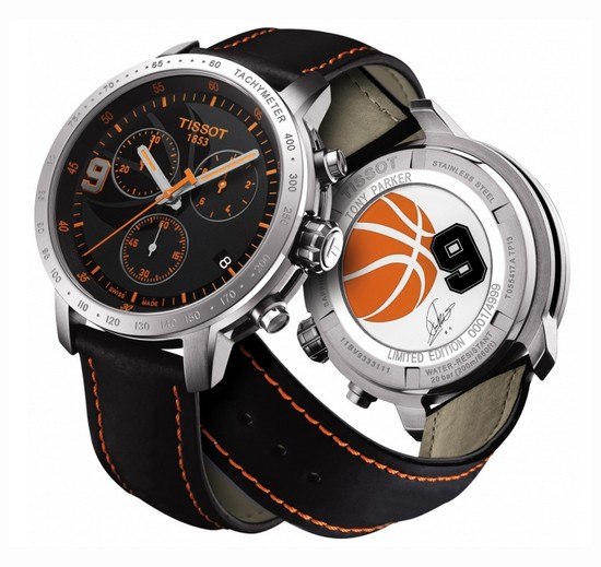 Tissot PRC 200 Tony Parker 2013 Watch