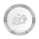 Tissot PRC 200 Tour de France 2016 Watch Case Back