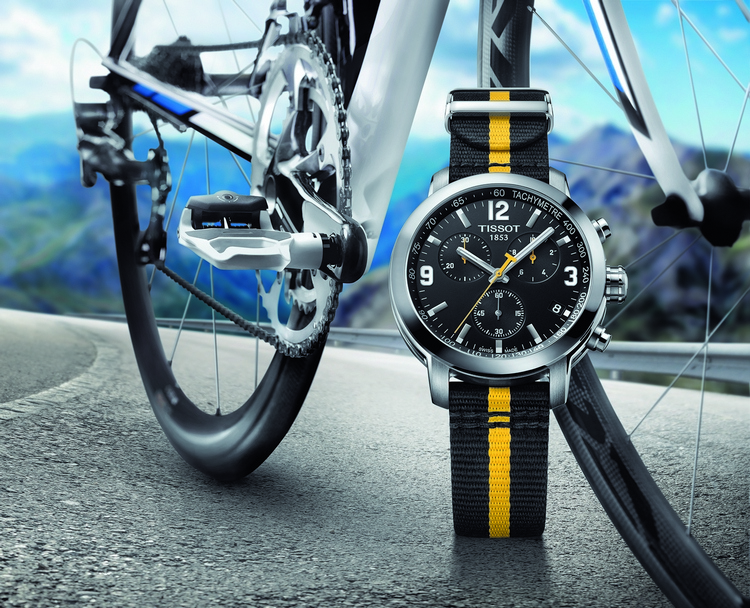 Tissot PRC 200 Tour de France 2016 Watch